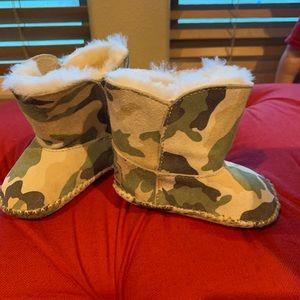 UGG Shoes - SOLD ON MERCARI CAmo baby Uggs size 2/3